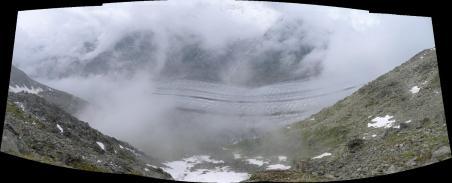 Glaciar Aletschgletscher